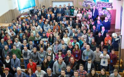 Жизнь студента в служении семинарии